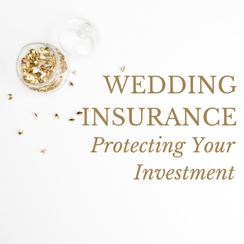 Let S Talk Wedding Insurance Behind The Wand